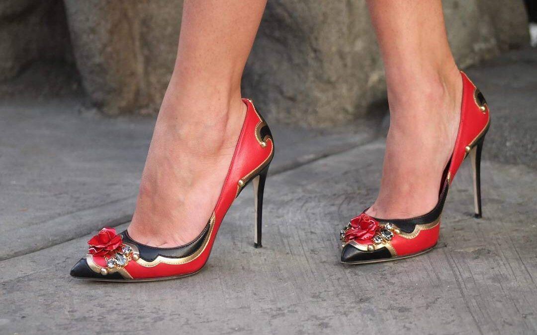 ¿Algún día volveremos a usar zapatos de tacón?